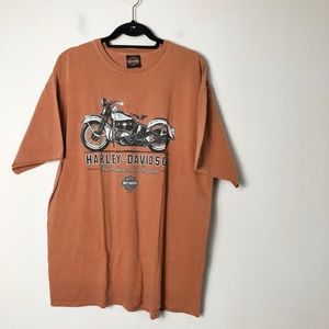 Comfort colors Harley Davidson gatlinburg TN shirt